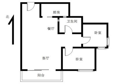 圣i地亚哥高层精装两房,总价低,首付低,建发房产,拎包入住