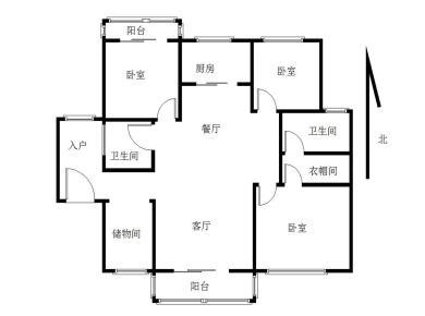 水晶森林精装3室
