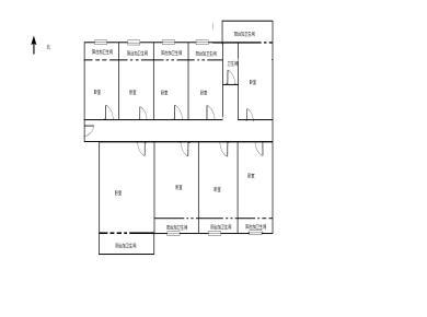 莲前 嘉盛豪园 电梯高层4房 客厅带烟台朝南 小区中间