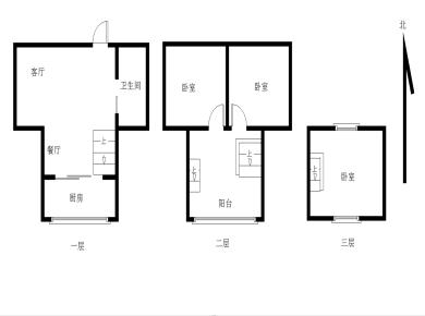 古龙公寓两房175万地铁电梯