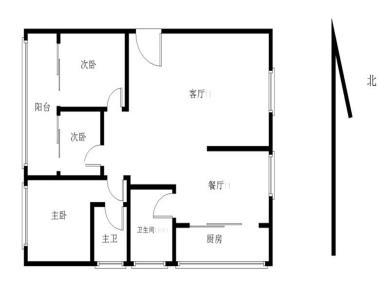 湖里区金尚路,华林金盛花园123平正规大三房