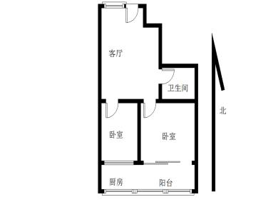 锦绣祥安2居电梯