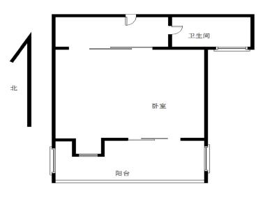 黎安小镇一期单身公寓