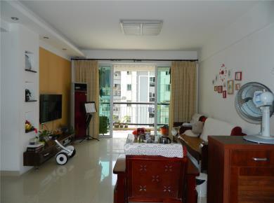 嘉盛豪园 D组团 东南两房 中庭位置 可改三房 诚售