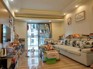 枋湖 东晖广场 正规2房 可改三房 开发商精装 产权满2年