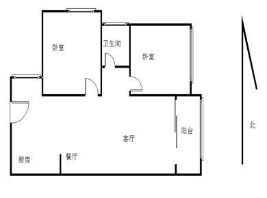 低总价精装修两房,诚意委托,看房有钥匙
