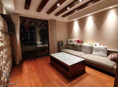 观音山 豪华装修 3房 朝东户型 送精致全套家具 水晶国际
