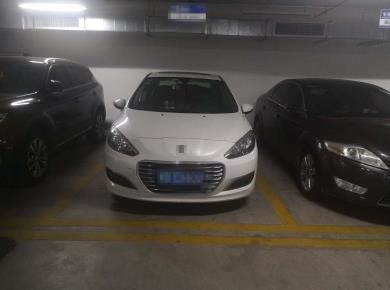 中海锦城国际旁聚镇车位 地下一层车位  位置方便