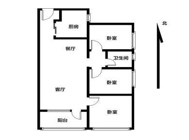 精装小三房 房子楼层好 视野好 可看海景 还满2年