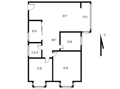 SM城市广场旁,住家精装三房,全明户型,交通便利,可拎包入住