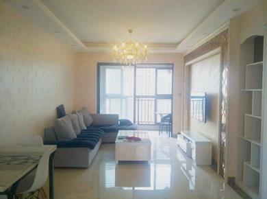 阳光城翡丽湾精装三房,高层看海,业主诚售