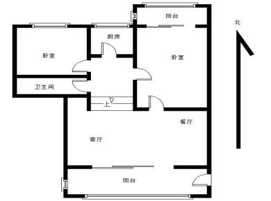 双地铁口,龙门天下,电梯高层,2房可改3房