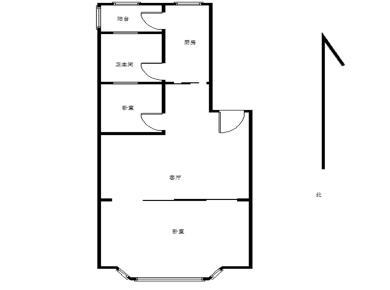永升新城三期+一房一厅+总低