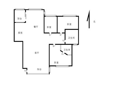 联发欣悦园   优质三房 采光好 小区前后中庭 枋湖好房子
