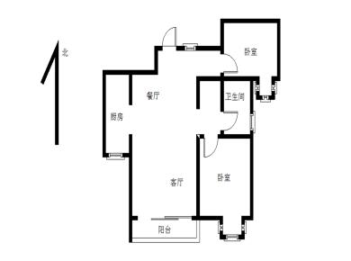 海翼0592  精装两房