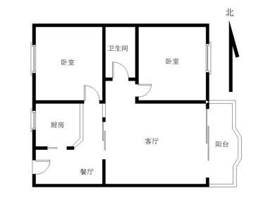 可以改三房,2004年,安静,花园小区,民立二小,松柏