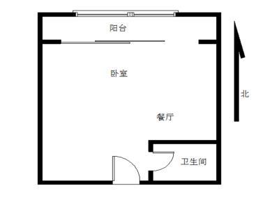 汇景新城单身公寓,挂户神器,上九年制外国语