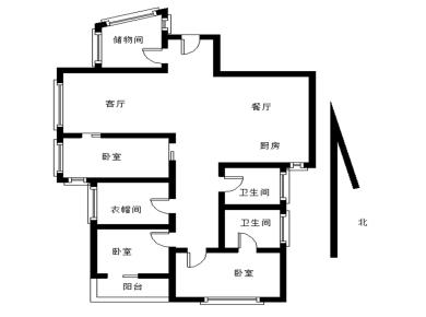 滨海社区 维多利亚 豪装3房2厅2卫 双十海沧附校