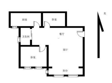首开花郡,精致小两房,楼层位置优越,品质小区,产权满二