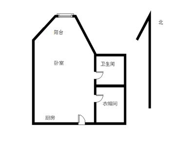 精装修,高层,朝东南,台湾街繁华地段,业主诚意出售