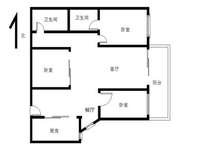 滨北中行,肯德基,海湾新城世纪海湾,精装3房,满2看房方便