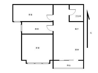 经典两房,赠送面积28平,产权满五年