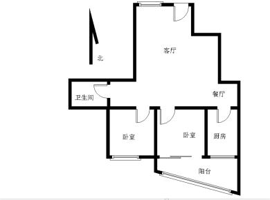 精装两房看房方便可以谈产权满二