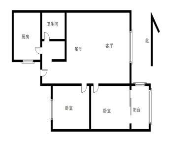 吕厝地铁口《四川大厦》 大2房 可改三房 电梯高层