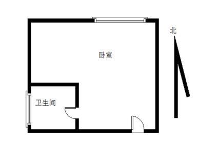 瑞景 莲前 双广场 正规一房 首付50万 高楼层