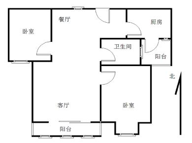 黎安高层朝南两房,看海景,业主置换出售。