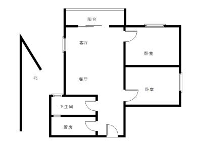 龙池新天地 精装两房 格局方正 拧包入住 交通便利