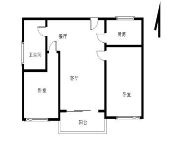枋湖 东晖广场 电梯高层 朝南 看中庭 有学位 首付186万