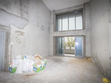 滨北新景七星公馆 楼中楼 使用450平,挑高6.2米