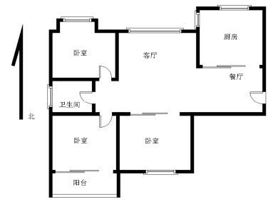 精装三房,万科品质,业主自住装修,拎包即住,送家电家具