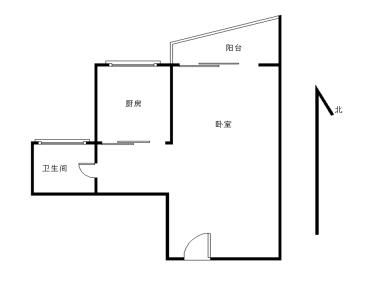 国贸单身公寓出售