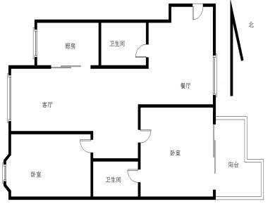 南湖豪苑,带电梯。房子楼层高。房子2房可以改3房