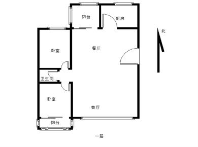 房子是客厅挑高的楼中楼,房子户型好,房子格局好。