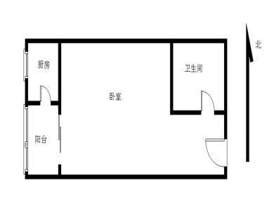 龙门天下单身公寓 S.M。商市 地铁口 低首付 看房方便