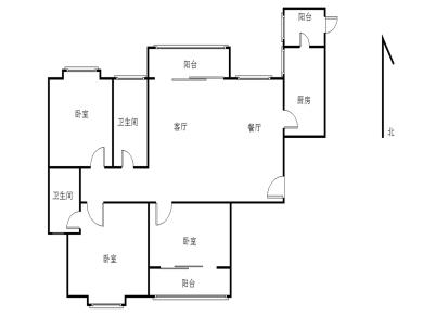 建发中央湾区正规三局室