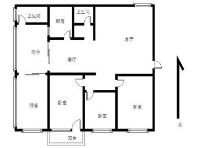 嘉隆公寓4居满五