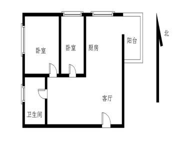 汇景精装两房,公摊小,直接拎包入住,区政府旁,