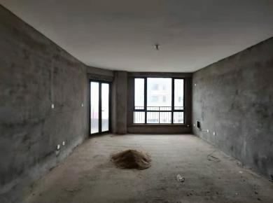 国贸金门湾4居带露台电梯