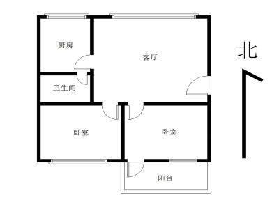 莲花地铁口,刚需正规2房,好楼层,自带幼儿园,松柏中学