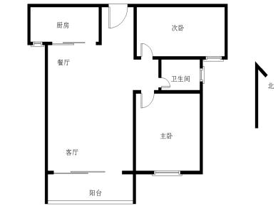 精装两房,送全部家具家电,楼层位置好