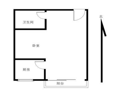 急大学城单身公寓海景房