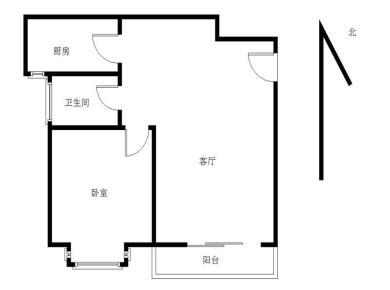 锦绣祥安,小户型,轻松入厦,产权满二,高层看中庭,新华都旁
