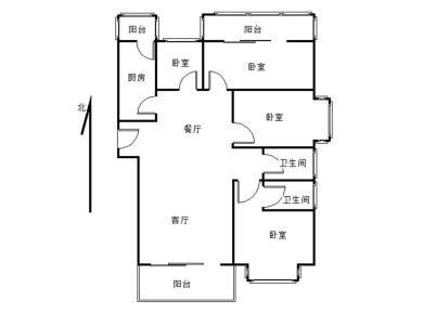 源昌国际城4居