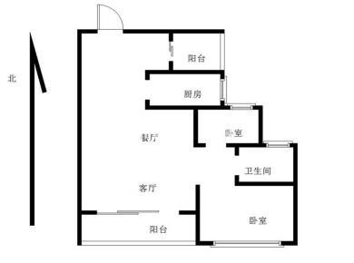 漳州角美万达   亏本出售  三房赠送面积大