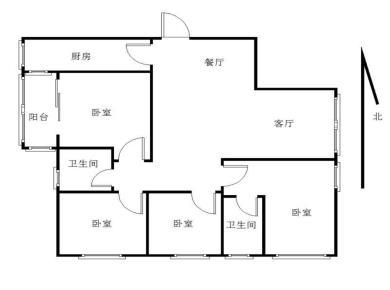 尊海高层海景4房,湖海双景,北师大学校,高品质小区