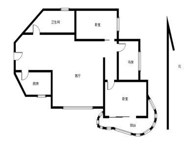 高林居住区3居满二